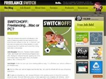 freelanceswitch.com design
