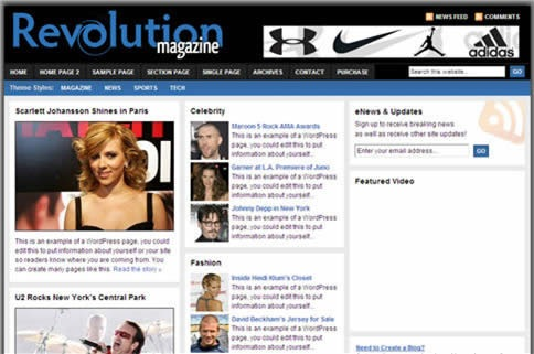 revolution-magazine-theme