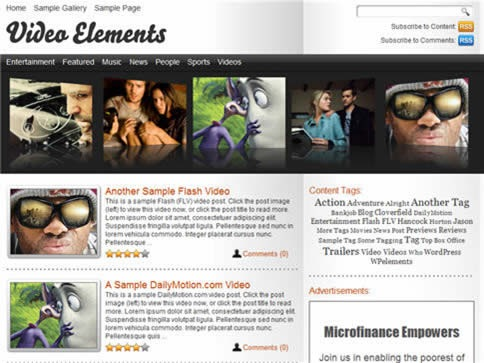 video-elements-theme