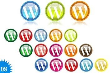 colorful-wordpress-icons