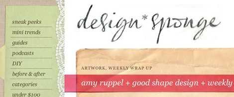 designsponge