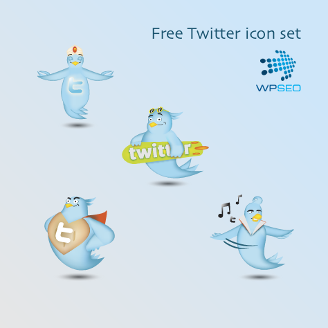 twitter-icon-set-superman-elvis-surfer-meditation