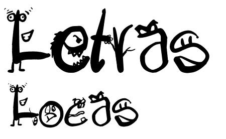 Letras-Locas
