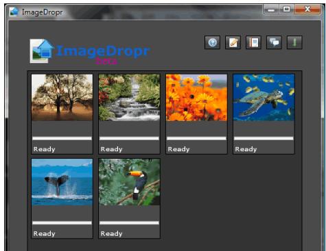 ImageDropr