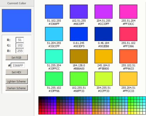 25 Color Combination Tools for Designers | Pro Blog Design