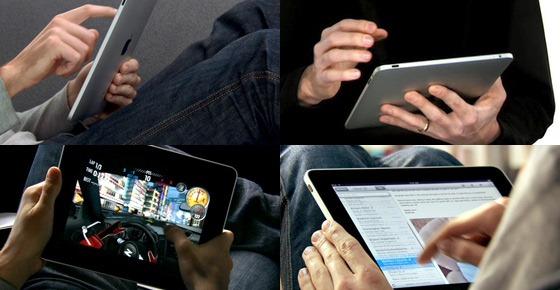 iPad-comfort