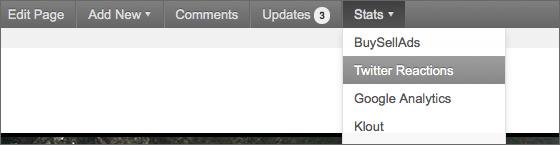 Add Links to WordPress Admin Bar