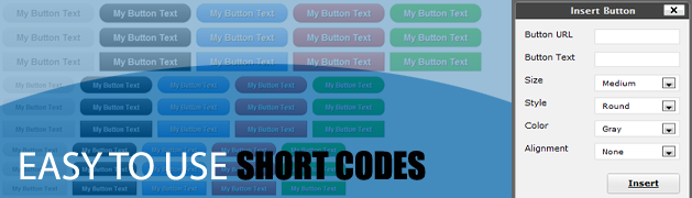 User Friendly Short Codes with TinyMCE | Pro Blog Design