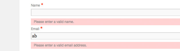 Validate WordPress Forms with jQuery